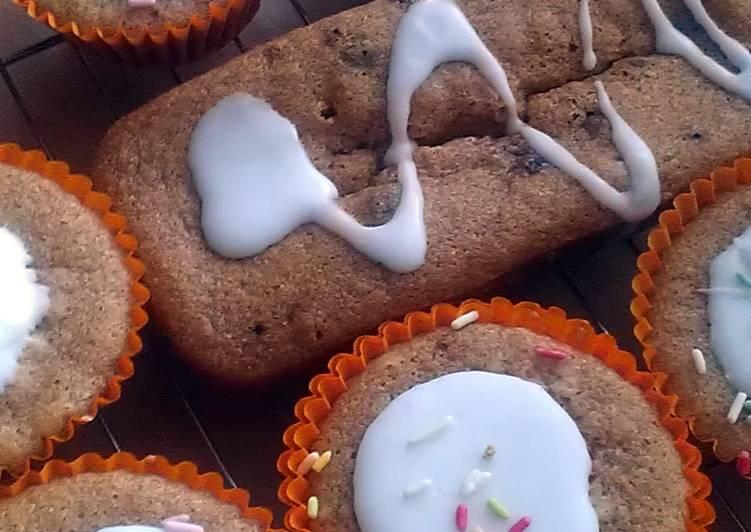 Vickys Gluten-Free Flour Mix 4 - Cakes  Cookies