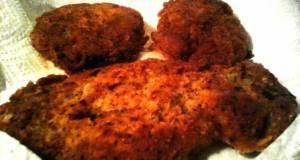 Crispy Salmon Croquettes