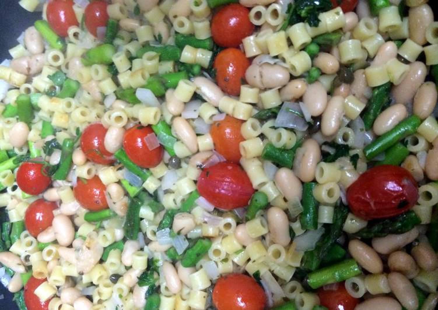 Ditalini Vegetable Ragout