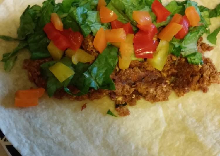 Recipe of Super Quick Homemade Chorizo Burritos