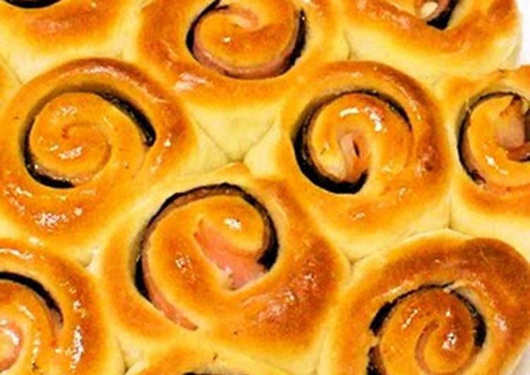 Easy Small Bread Rolls