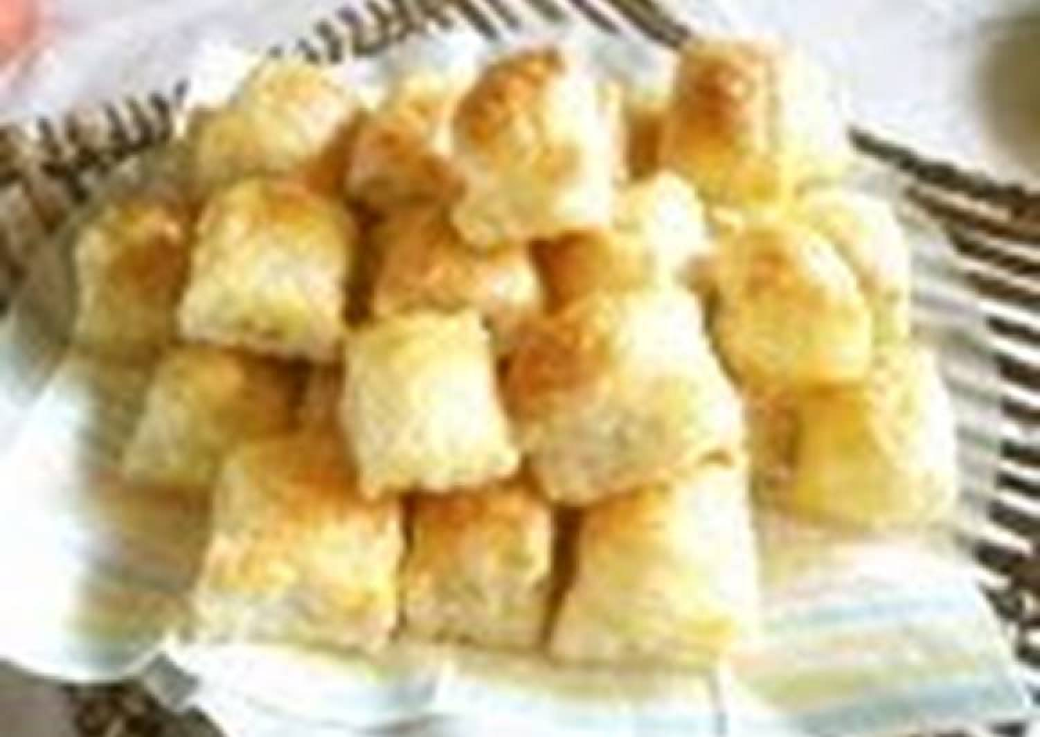 Chocolate Pie Bites with Puff Pastry
