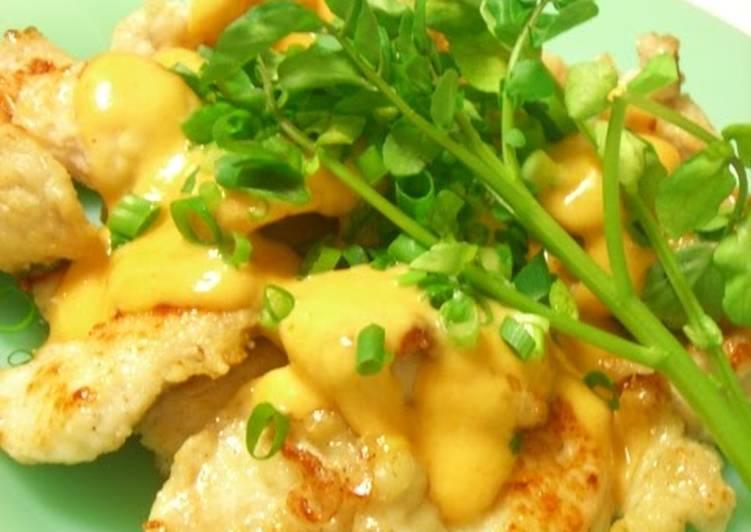 Cheap Fried Chicken Mayonnaise