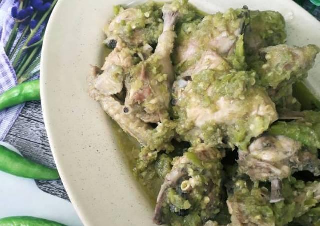 Ayam Cabai Hijau
