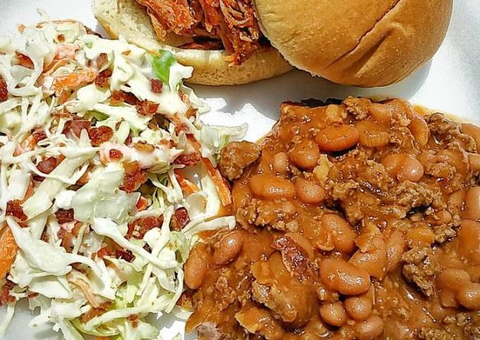 Ms. Theresa's BBQ Beans