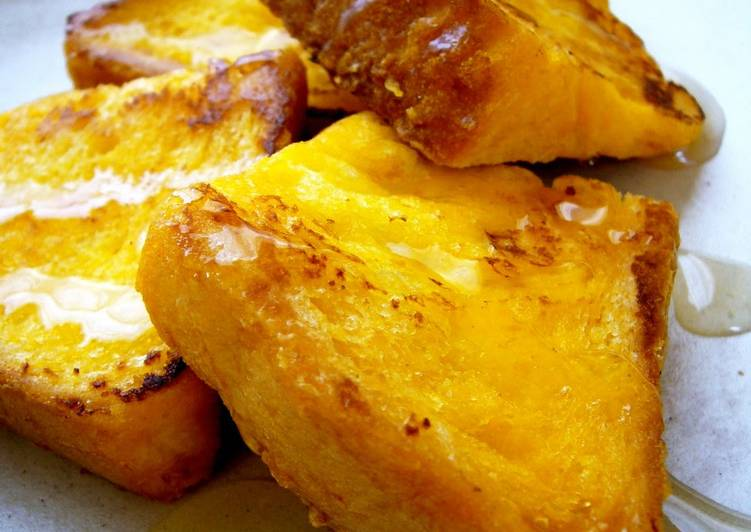 Easy French Toast for a Sweet Breakfast