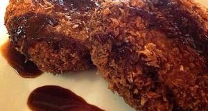 Crunchy Outside Fluffy Inside Minced Pork Cutlet