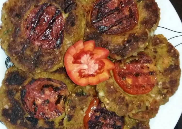 Sizzzling Mutton Kebab