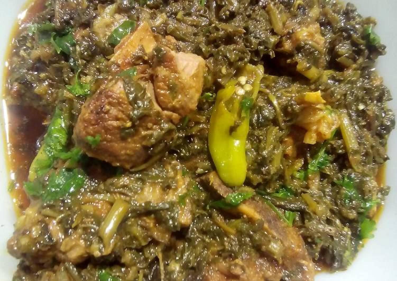 Best Ever spicy Spinach