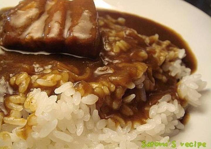 The Simplest Pork Curry