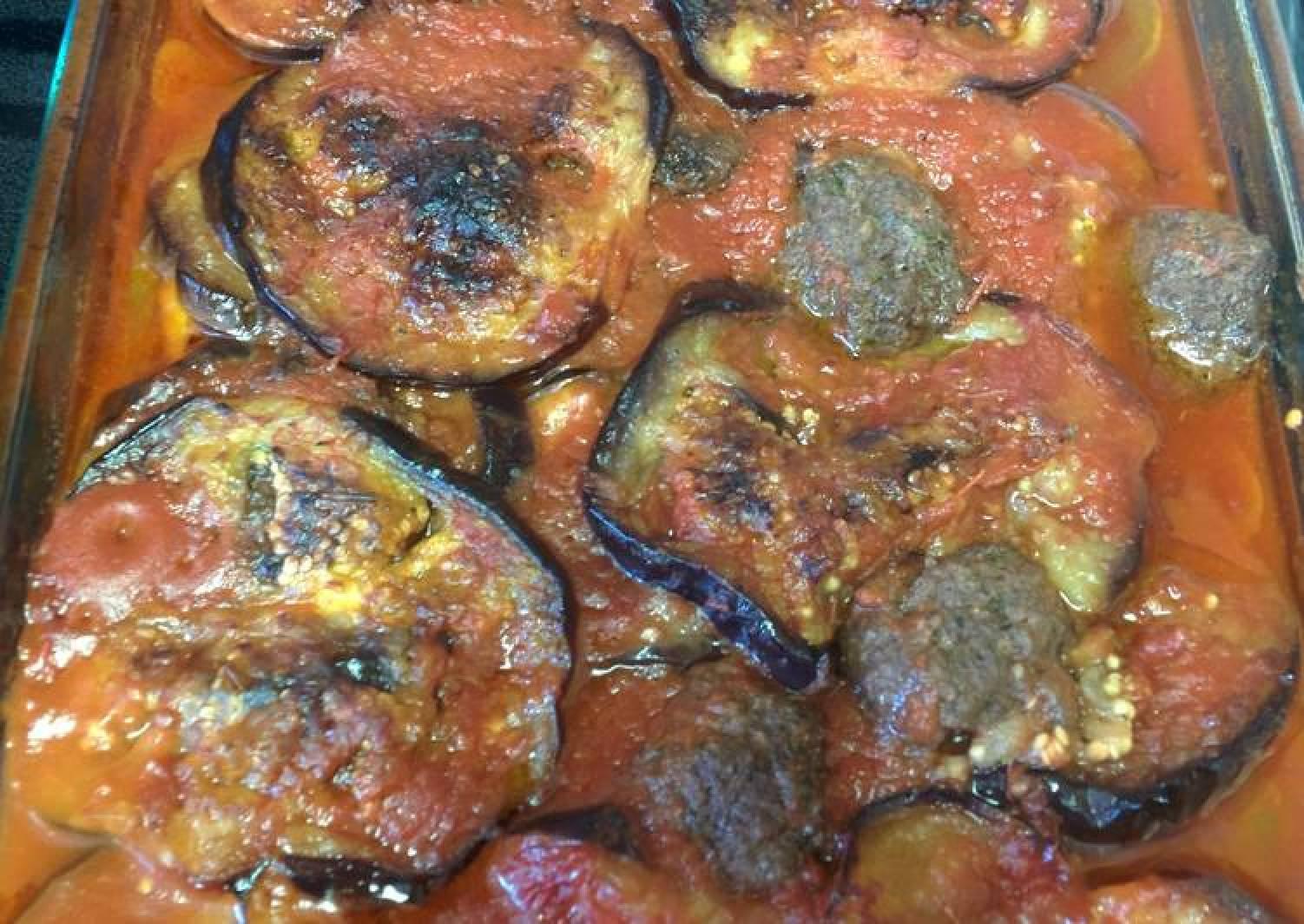 Eggplant casserole! (Tapsee)
