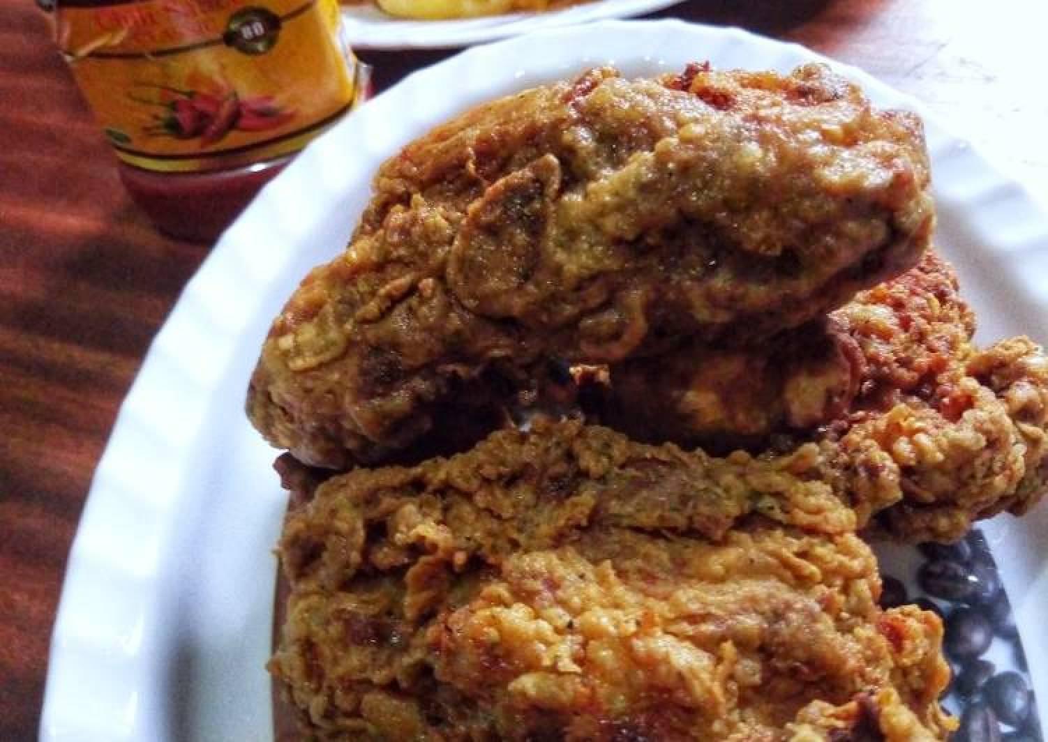 KFC style fried chicken #themechallenge