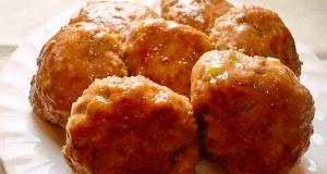 Tsukune Pork Patties - Great for Bentos