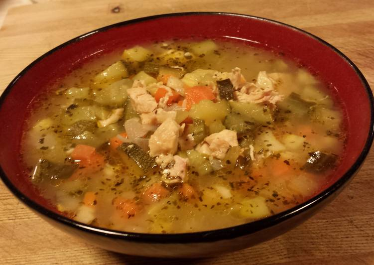 Easy Spicy Chicken Soup