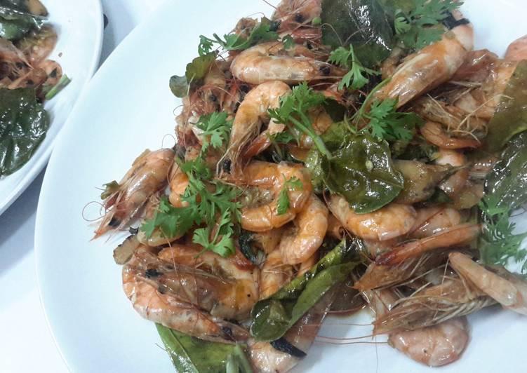 Kanya's Shrimps & Shrimps