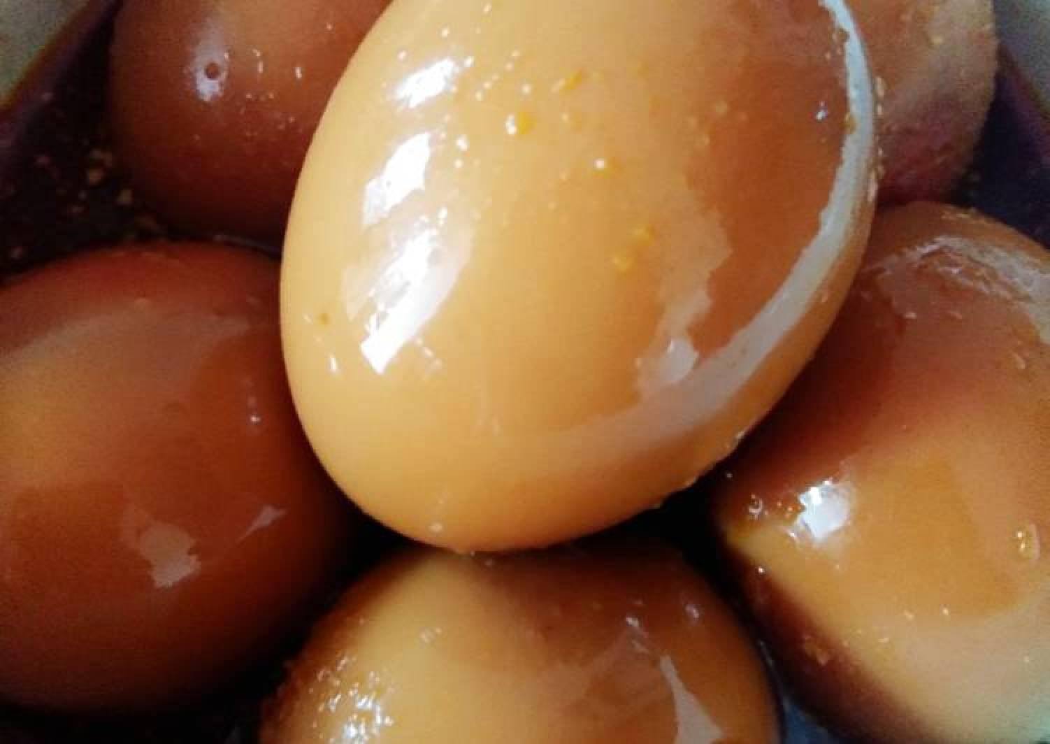 Olahan Telur Pindang Coklat Cara Membuat Telur Pindang Coklat Yang Sedap Resepmasakan