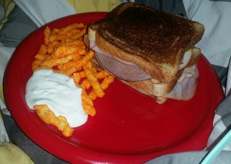 Ashley's Epic Grilled Cheese