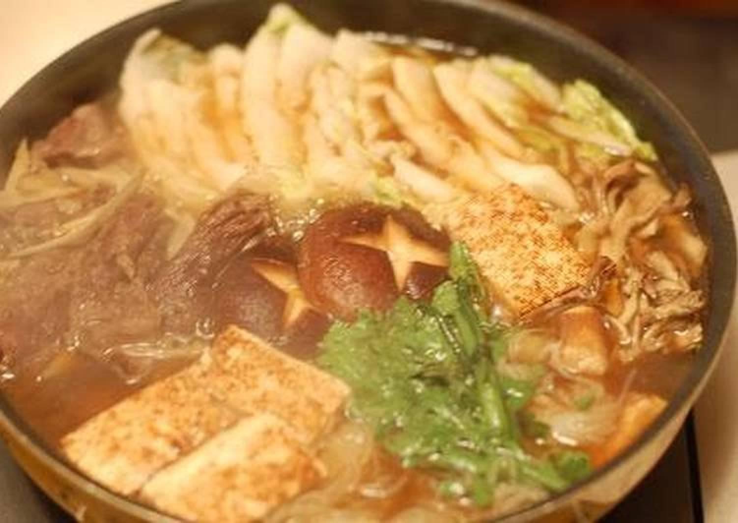 Our Family's Kansai-style Sukiyaki