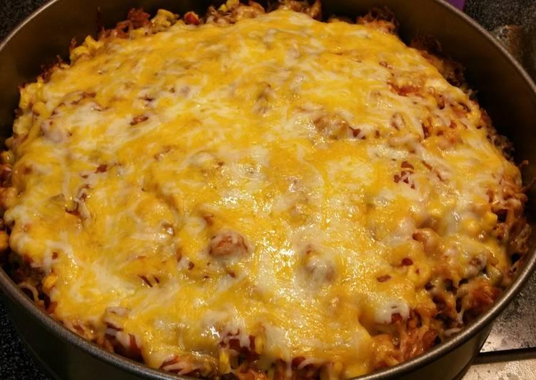 Recipe of Homemade Mexican Tortilla Casserole