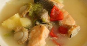 Seafood Cream Stew