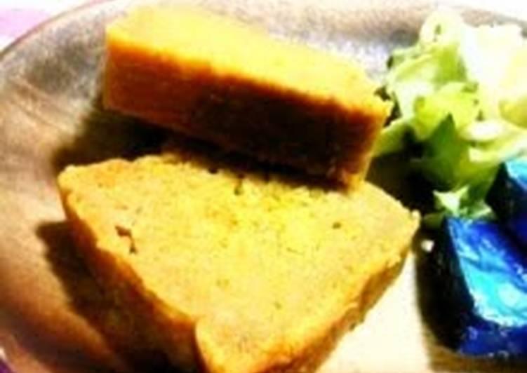 Kintoki Carrot and Cinnamon Pound Cake