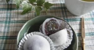 Easy with the Microwave Grape Daifuku