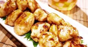 Tender Chicken Fillet Teriyaki with Shio-Koji