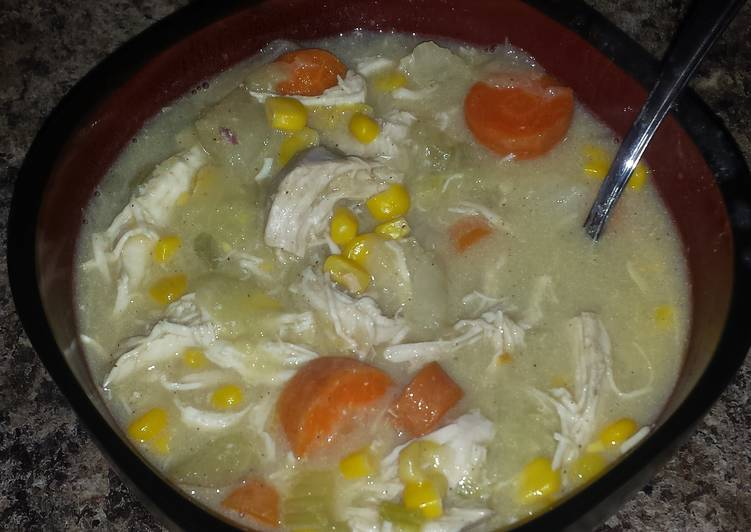 Creamy Chicken and Vegetable Soup, Deciding on Healthy and balanced Fast Food