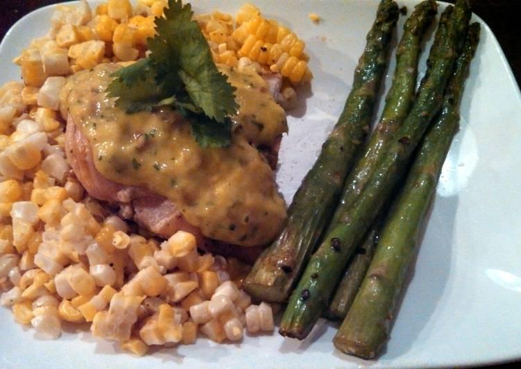 Recipe of Ultimate Mango Salsa Chicken