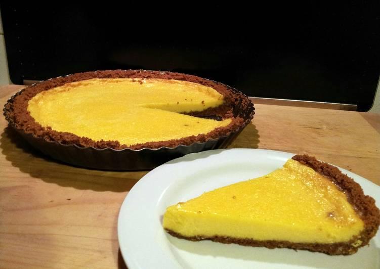 AMIEs Cheese  Egg Pie