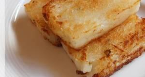 Daikon Mochi Cakes for Dim Sum