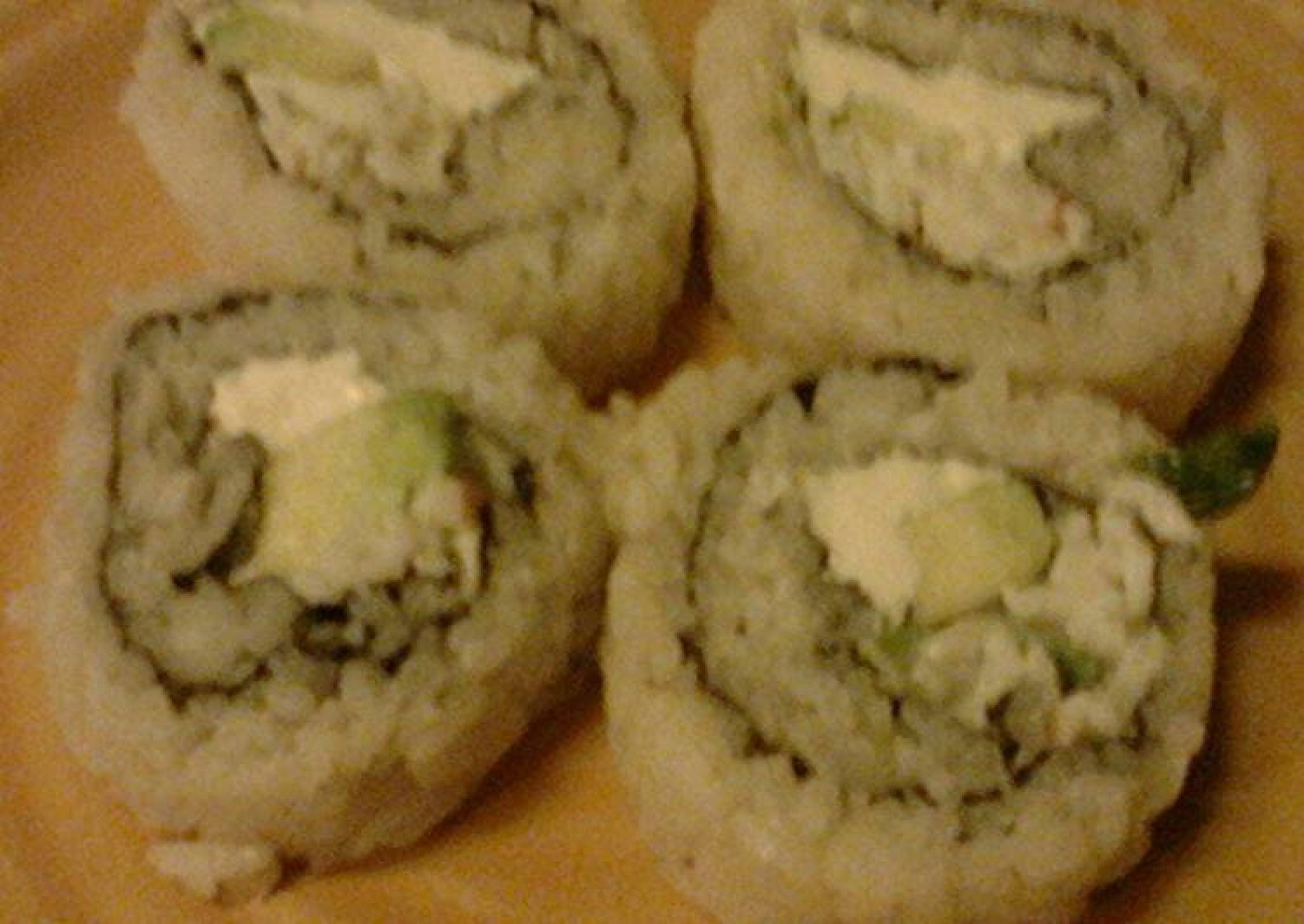 Sheree's Homemade Sushi