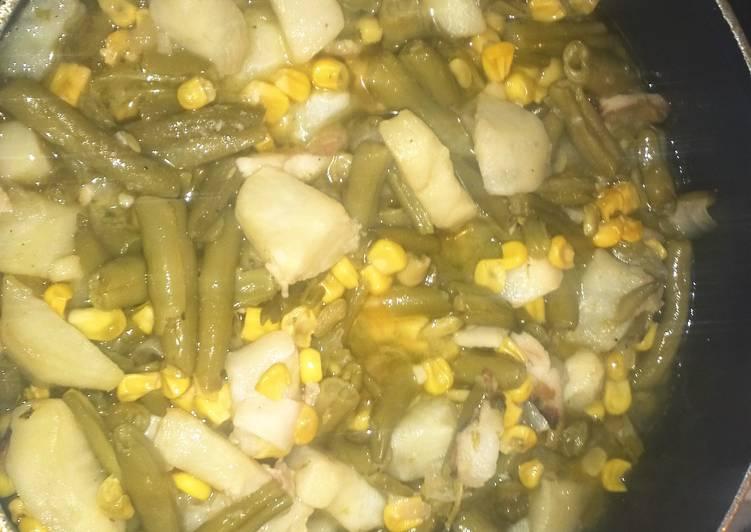 The Best Green Beans