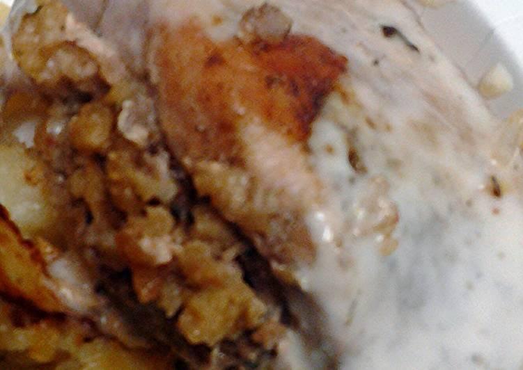 stove top stuffed pork loin