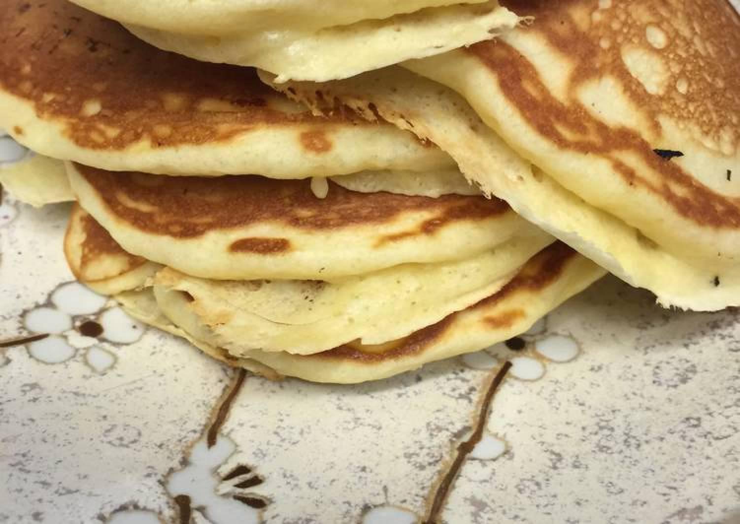 Vice Buttermilk Pancakes