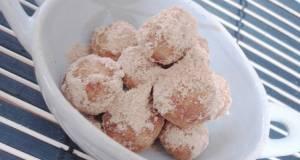 Kinako-Packed Kinako Dumplings