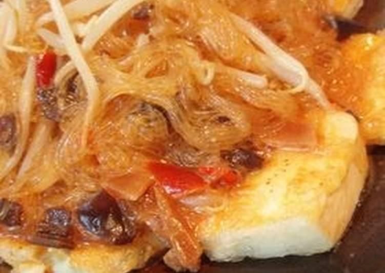 Jia Chang Tofu-style Mapo Cellophane Noodles