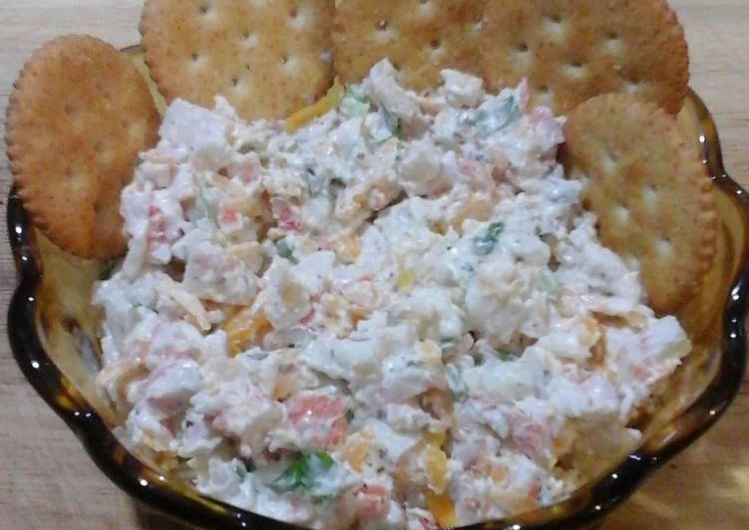 Imitation Crab Salad
