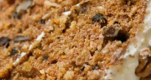 Vickys Crowd-Pleaser Carrot Cake GF DF EF SF NF