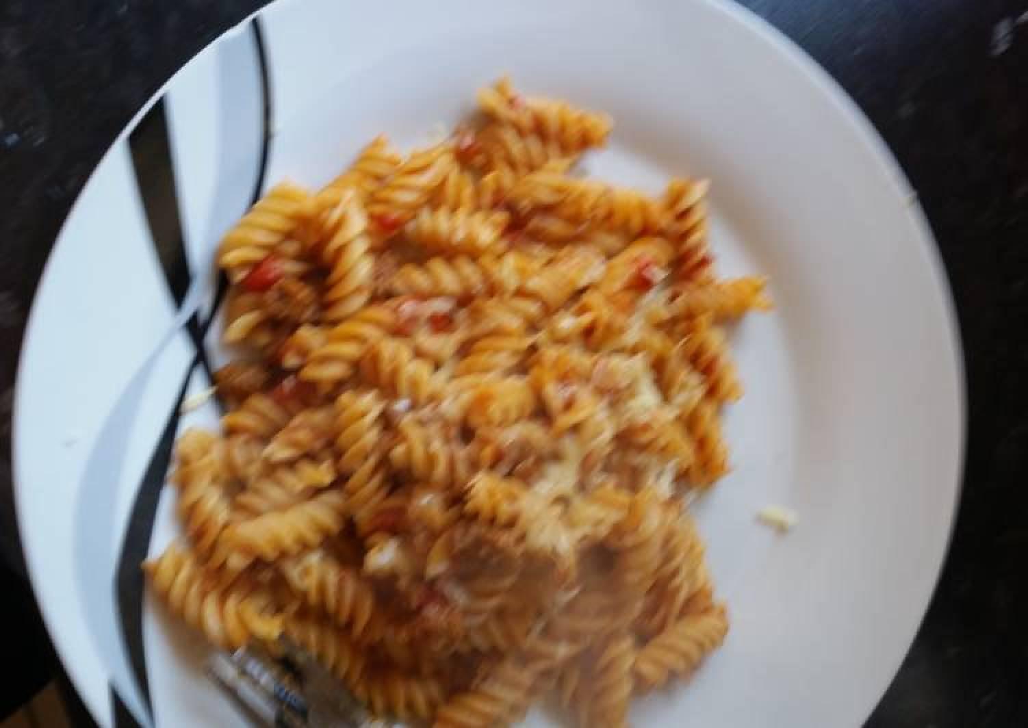 Quorn pasta