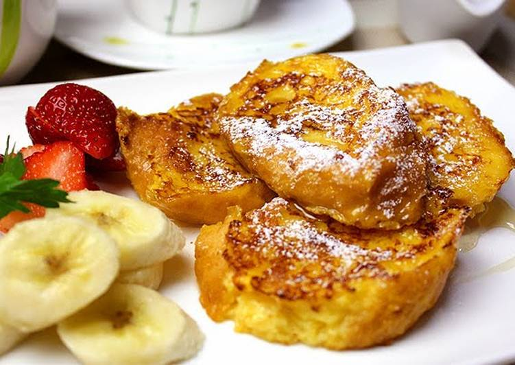 Step-by-Step Guide to Make Super Quick Homemade Easy French Toast with Baguettes