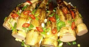 Kanyas Stuffed Bamboo Shoots