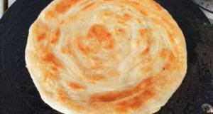 Crispy lacha paratha