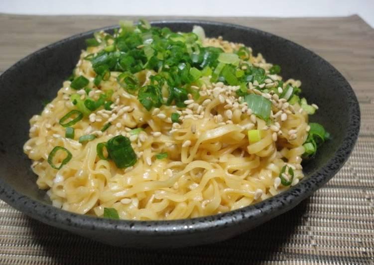 As Easy As Carbonara Kamatama Chicken Ramen