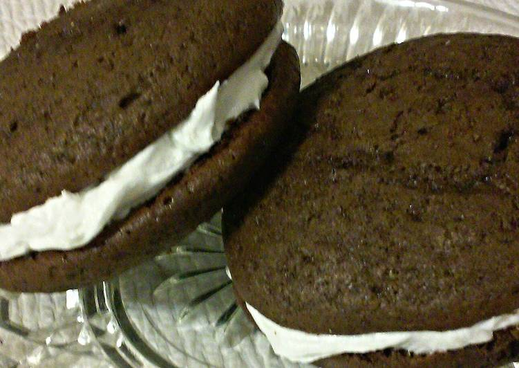 Nanas Old Fashioned Whoopie Pies