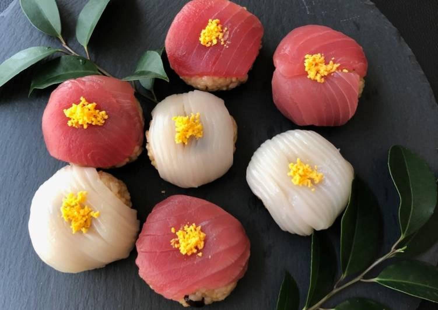 ★Camellia Rice ball Sushi★