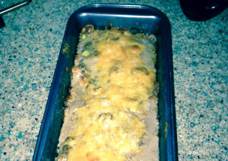 Organic And Gluten Free Meatloaf