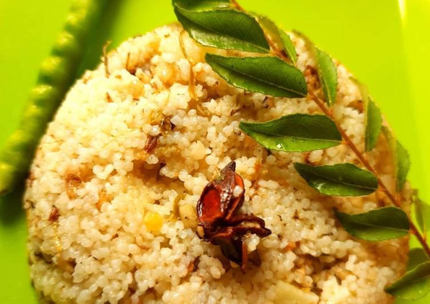 Samak rice khichdi