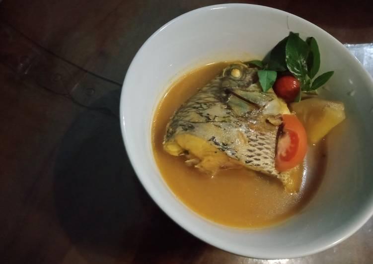 Pindang ikan khas palembang | LEZAT,GURIH DAN SEGAR - DAPUR MAR