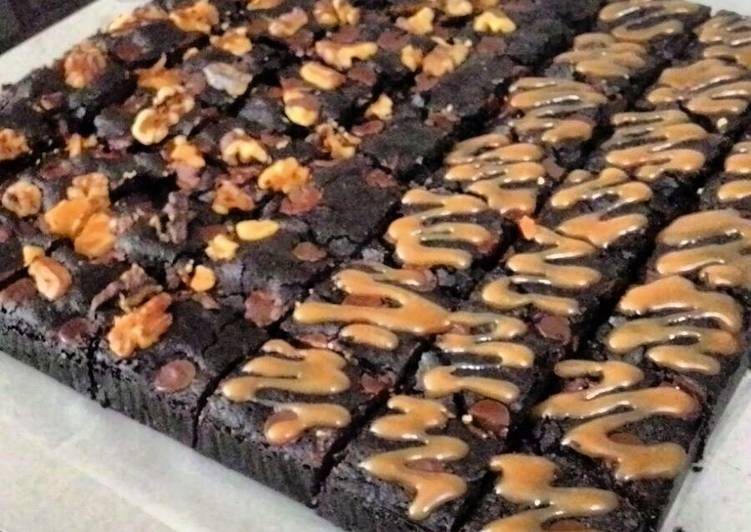 Perfect Cocoa Brownie (chewy)